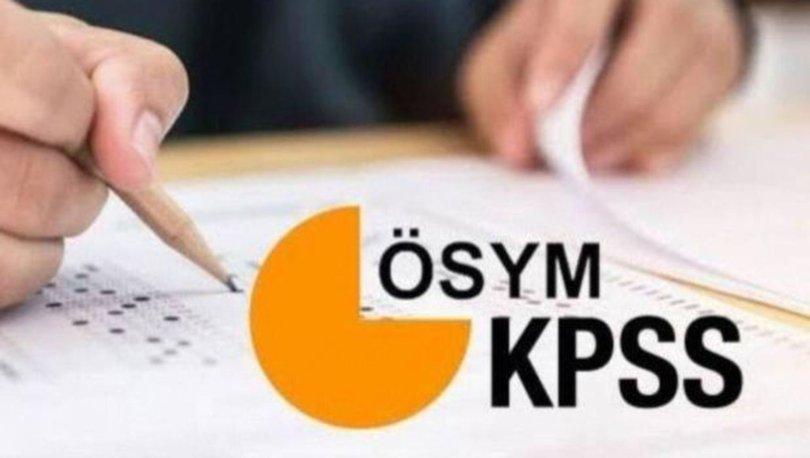 2021 KPSS geç başvuruları bugün bitiyor! 2021 KPSS geç başvuru ücreti ve başvuru ekranı: KPSS başvuru yap!