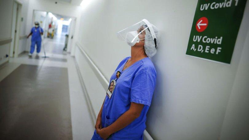 Brezilya'da bilim insanları 218 gündür Kovid-19'u atlatamayan hastayı araştırıyor