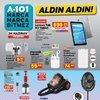 A101 24 Haziran indirimli ürünler kataloğu
