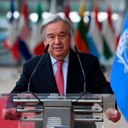 Guterres: Avrupa'da göç konusunda yeni bir anlayışa ihtiyaç var