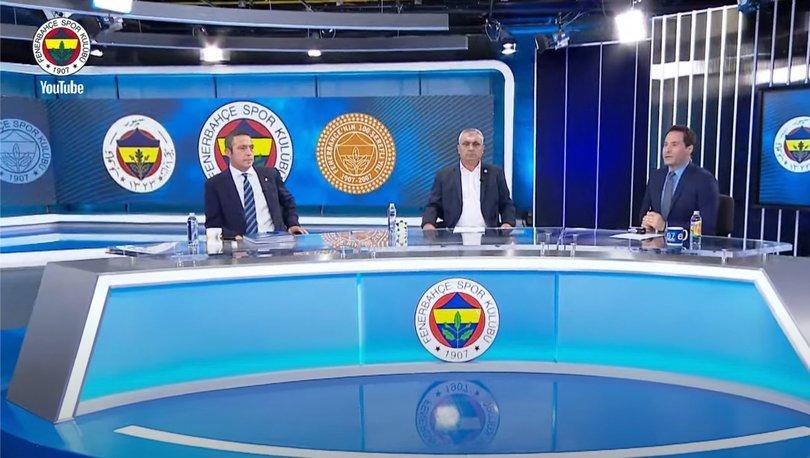 Ali Koç ve Eyüp Yeşilyurt, FBTV'de konuştu