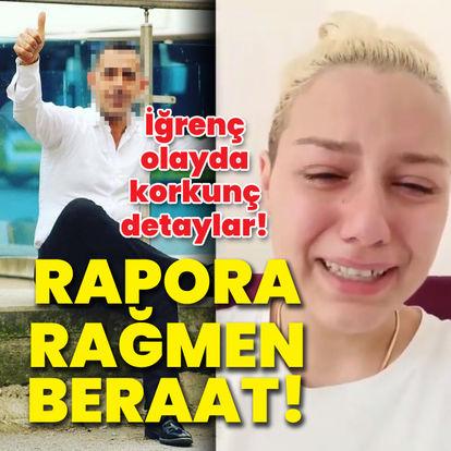 Baba dehşetinde rapora rağmen beraat çıktı!