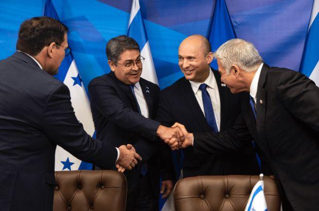 Honduras, Tel Aviv'deki büyükelçiliğini Kudüs'e taşıdı