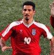 İranlı eski futbolcu Ali Daei, milli formayla en çok gol atan oyuncu rekoruna ortak olan Portekizli yıldız Cristiano Ronaldo