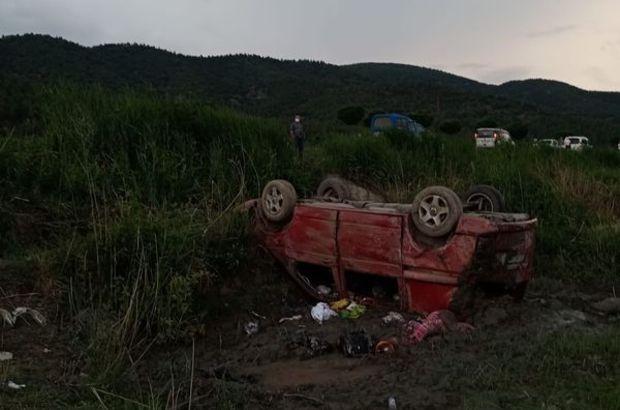 Çorum'da feci kaza: 1'i bebek 2 kişi öldü, 8 kişi yaralı