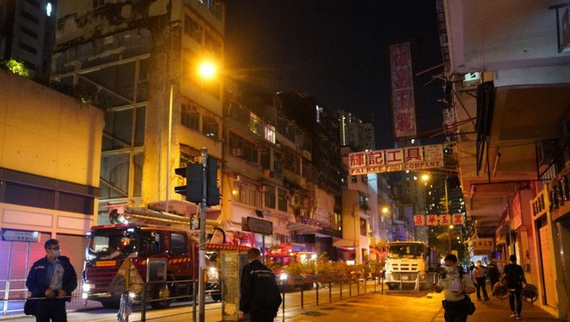 SON DAKİKA: Çin'in Hınan eyaletinde bir okulda yangın çıktı: 18 ölü