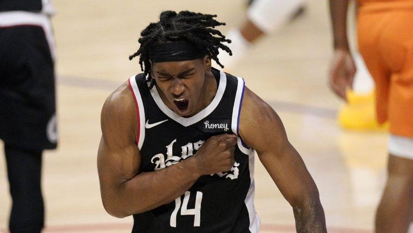 Clippers, NBA Batı Konferansı finalinde farkı bire indirdi