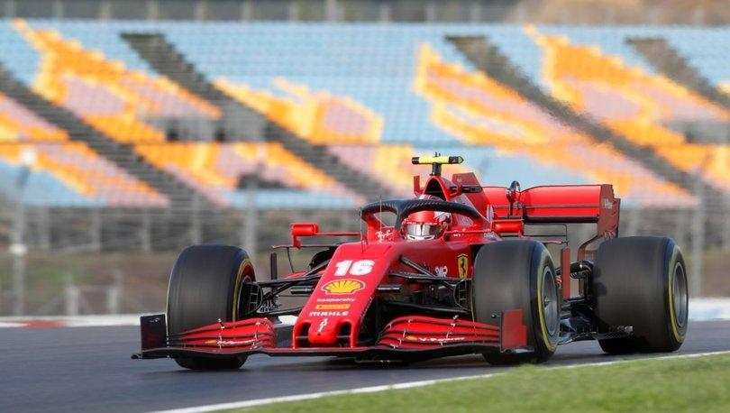 Son dakika haberi Formula 1 yeniden Türkiye'de