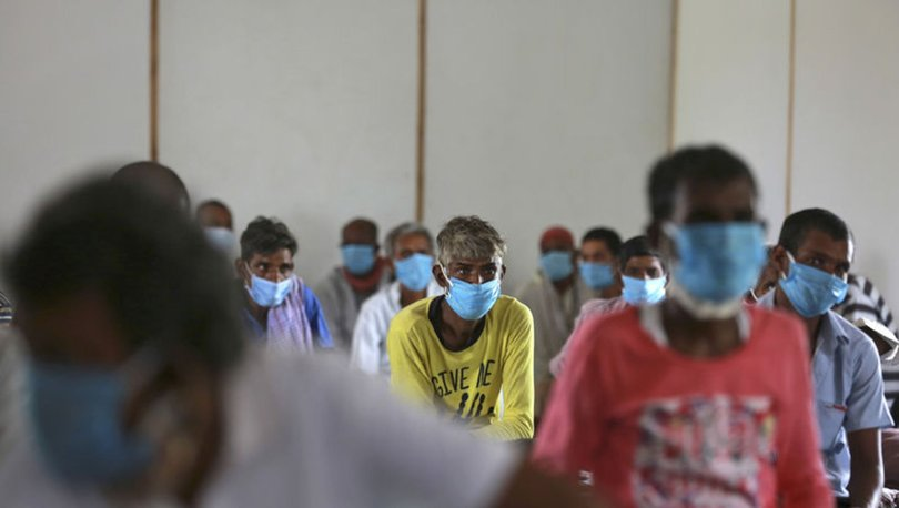 SON DAKİKA: Hindistan'da koronavirüs vakalarında düşüş sürüyor!