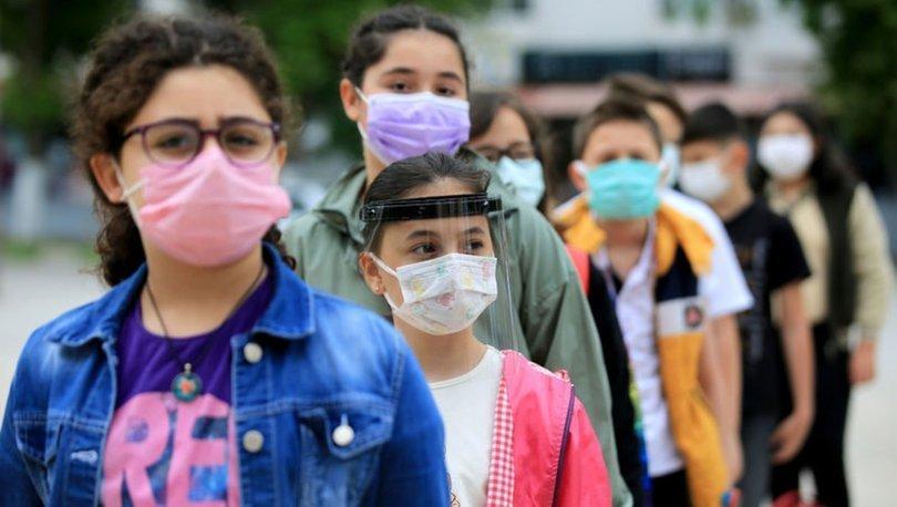 'Dünyada pandemi nedeniyle 210 milyon çocuk okulsuz kaldı' - Haberler