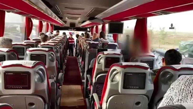 Muğla'da otobüsteki yolcunun çantasında 1 kilo 518 gram esrar ele geçirildi