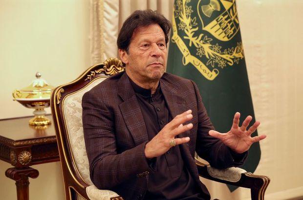 Pakistan Başbakanı Han'dan kritik Afganistan açıklamaları