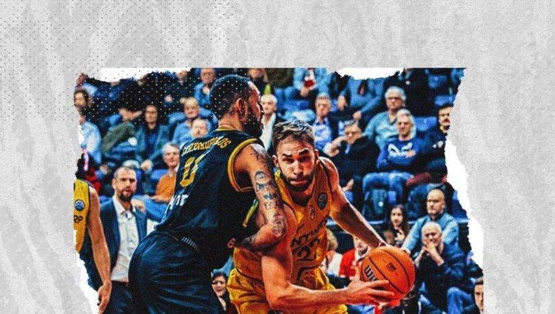 Bursaspor, ABD'li basketbolcu Dave Dudzinski'yi transfer etti