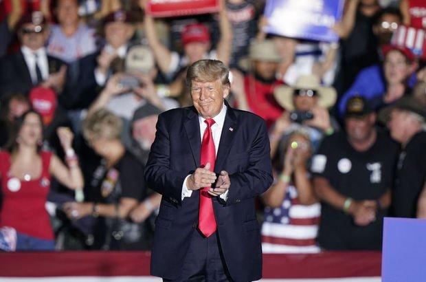 Trump sahalara döndü: Amerika'yı geri alacağız!
