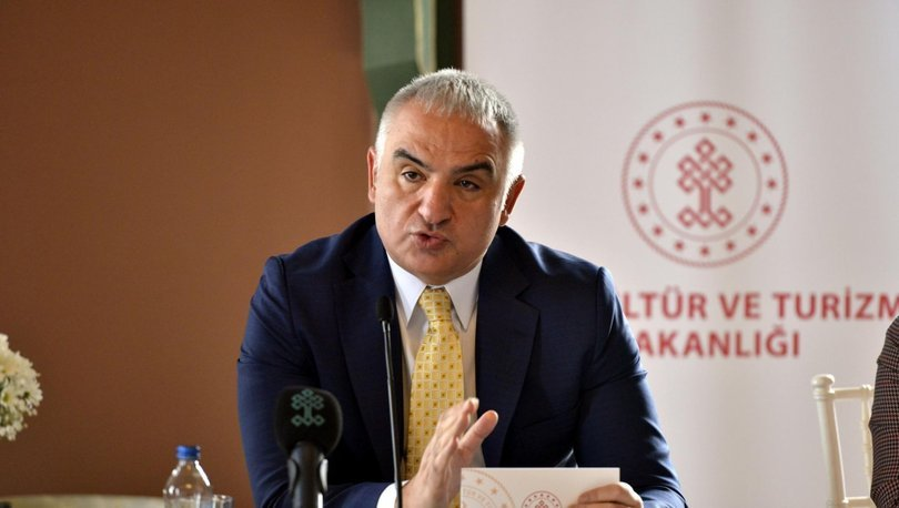 Bakan Ersoy'dan 'Göbeklitepe' açıklaması