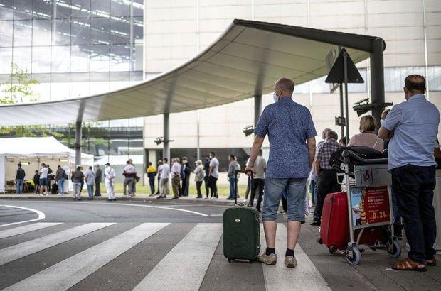 Almanya'dan İngiltere'ye seyahat yasağı planı!