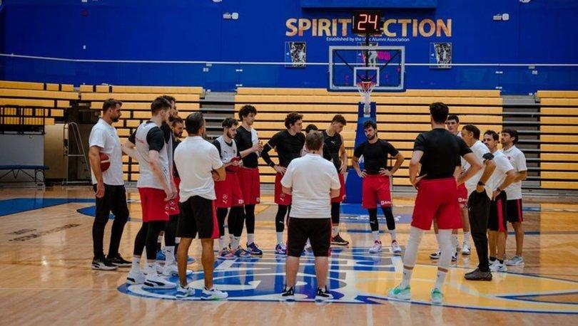 A Milli Erkek Basketbol Takımı'nın 12 kişilik olimpiyat elemeleri kadrosu belli oldu