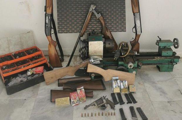 2 ilde silah kaçakçılığı operasyonu: 7 gözaltı