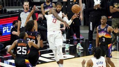 Clippers, finali 6. maça taşıdı