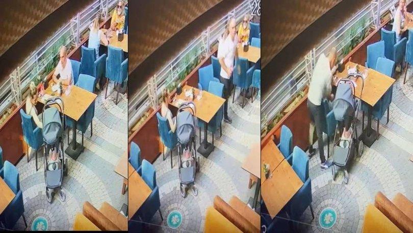 SON DAKİKA: Koca kafede dehşet saçtı! Bardak ve meyve bıçağı ile saldırdı, engel olanları darbetti