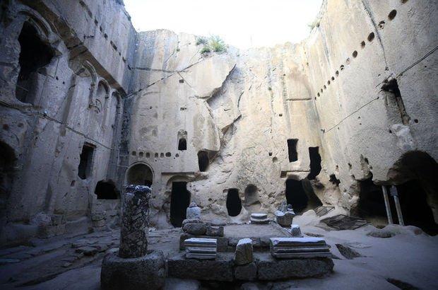 Kapadokya'nın giriş kapısı onlarca güzelliğe sahip