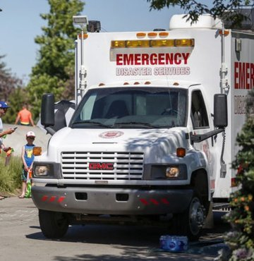 Kanada'nın batı bölgelerinde etkili olan sıcak hava dalgası sebebiyle kaydedilen ölümlerin, eyalet normallerinin üç katına çıktığı açıklandı. Yetkililer son 5 günde en az 486 ani ölüm rapor edildiğini duyurdu.