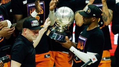 Suns, 28 yıl sonra NBA finallerinde