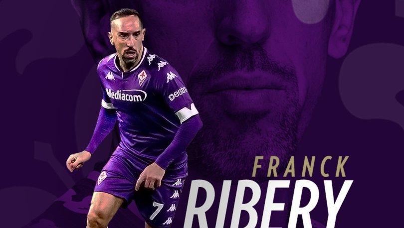 Franck Ribery, Fiorentina'dan ayrıldı