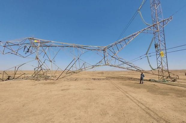 DEAŞ, Irak'ta elektrik hatlarına saldırdı