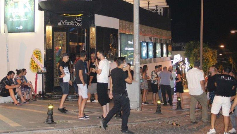 Bodrum'da eğlence mekanları yasakların kalkmasıyla doldu, taştı