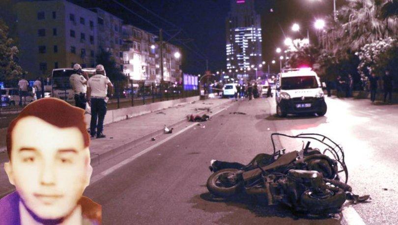 SON DAKİKA: Trafik polisi ve motosiklete çarptı: 2 ölü