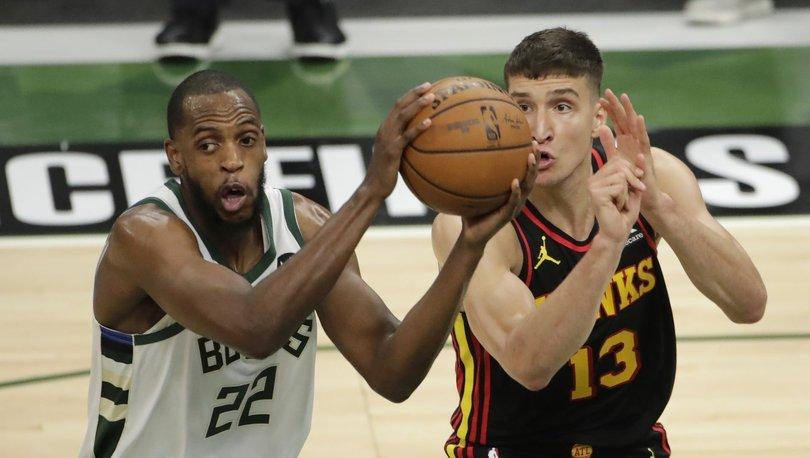 NBA'de Milwaukee Bucks, final için avantaj yakaladı