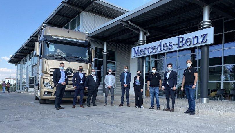 Mercedes-Benz Türk'ten dijital dönüşüme özel ekip