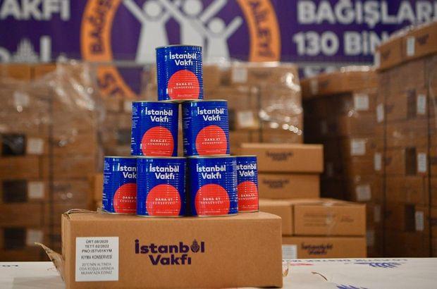 İstanbul Vakfı'na yardım toplama izni çıktı