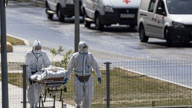 SON DAKİKA: Rusya'da koronavirüs salgınında art arda 4. günde rekor kırıldı!