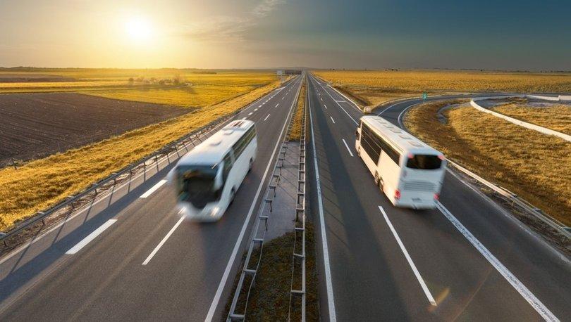 Haziranda en fazla şehirler arası otobüs biletlerinin fiyatı arttı