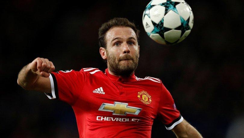 Manchester United Mata'nın sözleşmesini bir yıl uzattı