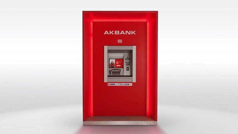 Akbank, mobil uygulama deneyimini ATM'lerine taşıdı