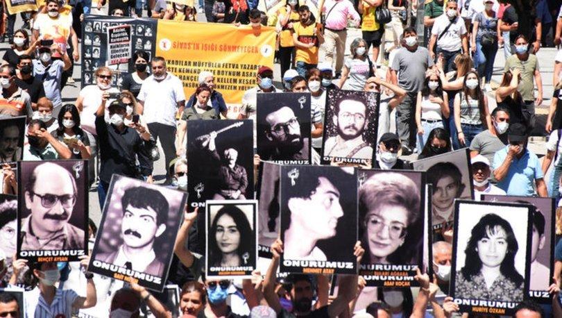 MADIMAK... Son dakika: Sivas Olaylarının 28'inci yılında hayatını kaybedenler anıldı! - HABERLER