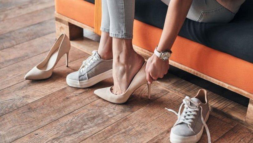 Rüyada ayakkabı görmek ne demek? Rüyada ayakkabı almak, ayakkabının çalınması ne anlama gelir?