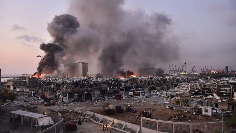 Beyrut patlamasında 3 eski bakan için flaş talep! - Haberler