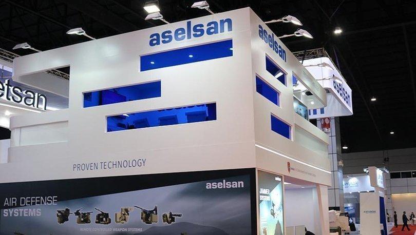 ASELSAN, 13,3 milyon dolarlık satış sözleşmesi imzaladı