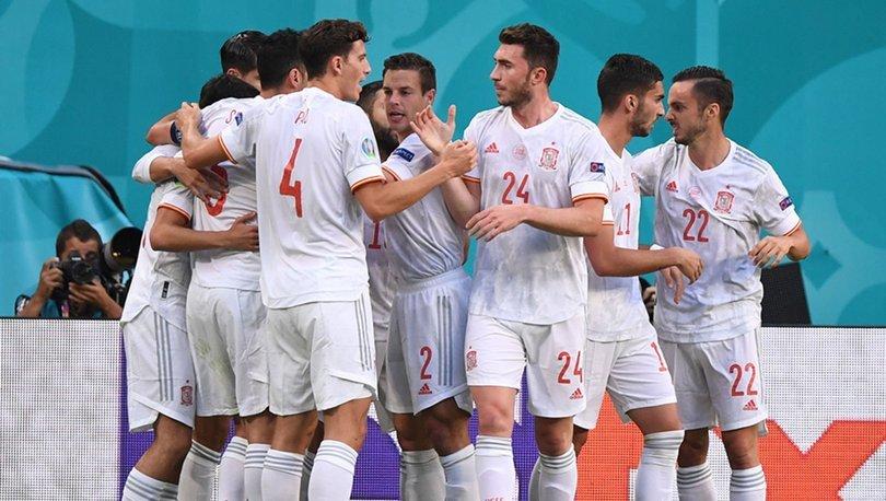İsviçre: 1 - İspanya: 1 (PENALTILARLA 1-3)