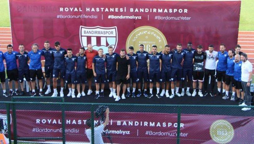 Bandırmaspor'dan imza şov