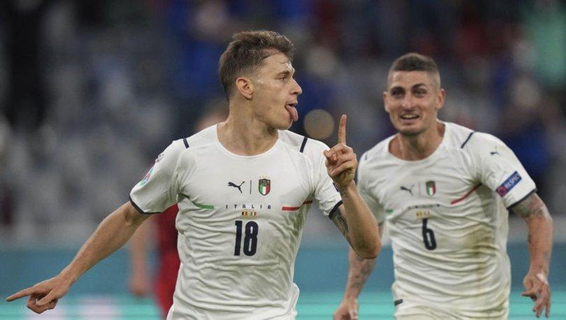 Belçika: 1 - İtalya: 2 MAÇ SONUCU