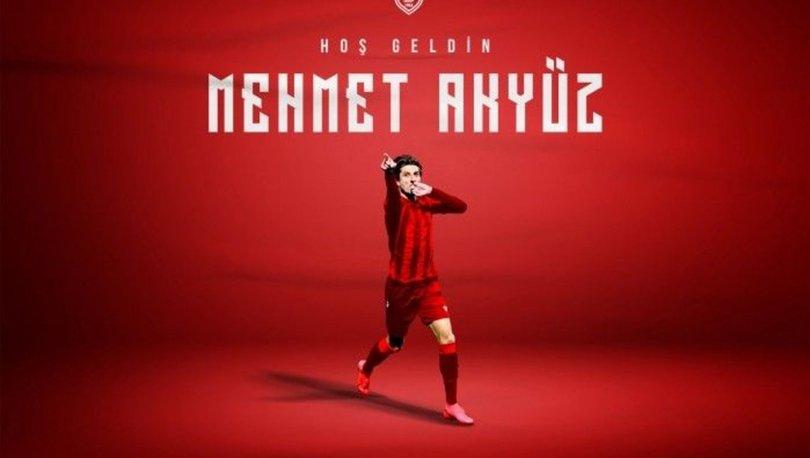 Mehmet Akyüz Samsunspor'da