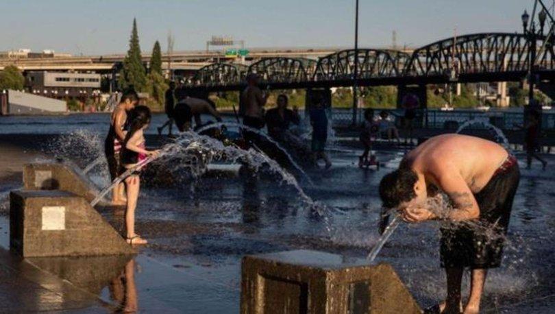 SON DAKİKA! Kanada'da aşırı sıcaklardan ölenlerin sayısı giderek artıyor! İŞTE SON DURUM - HABERLER