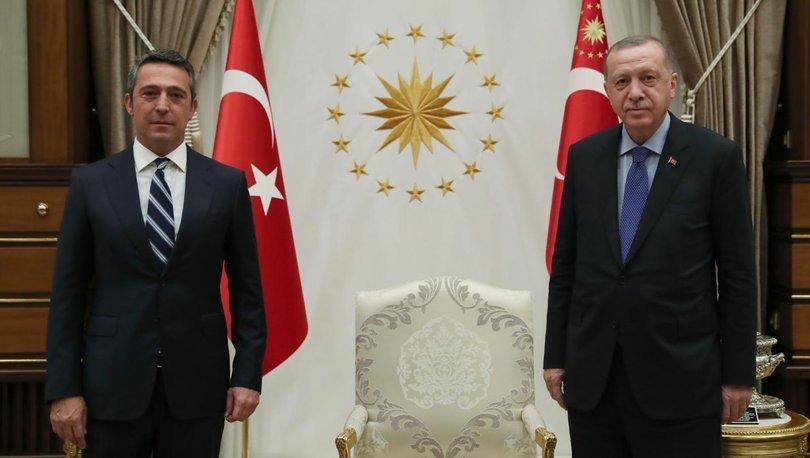 Cumhurbaşkanı Erdoğan, Ali Koç'un 3 Temmuz mektubuna cevap verdi