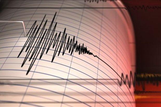 Son dakika depremler listesi
