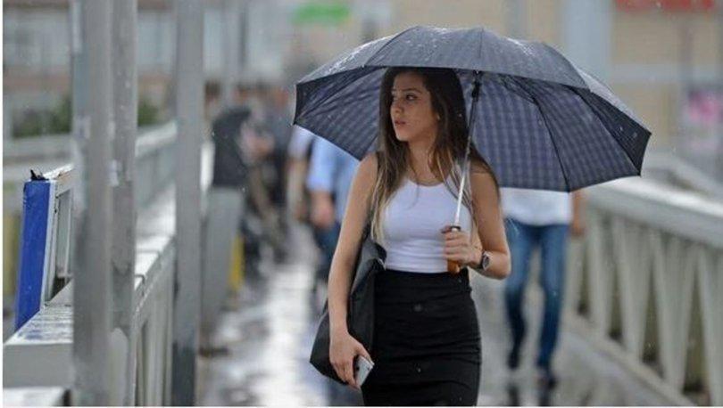 TUFAN... Son dakika Meteoroloji HAVA DURUMU haberleri: Şiddetli yağmur uyarısı - İstanbul